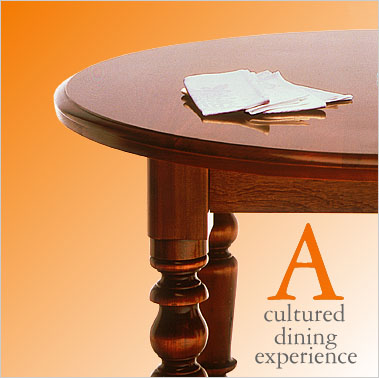 Made from selected red cedar to beautifully show the fine grain, the Circular Solid Cedar Extension Dining Table is fitted with the traditional solid steel winder mechanism and handle, making an easy conversion of the table to meet your practical needs. Click for more information.